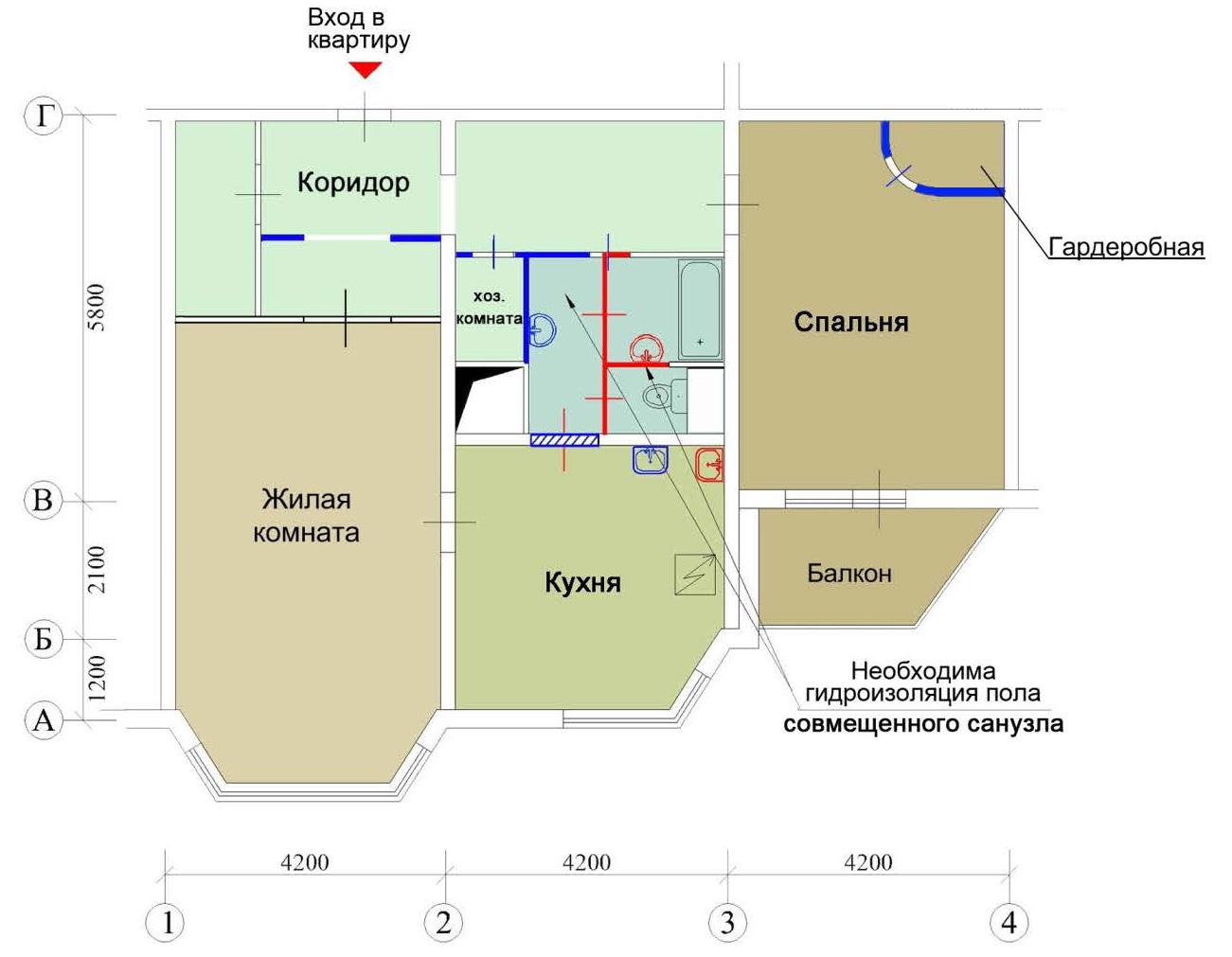 Примеры планировок и дизайна для п44-т25 форум жителей ювао .